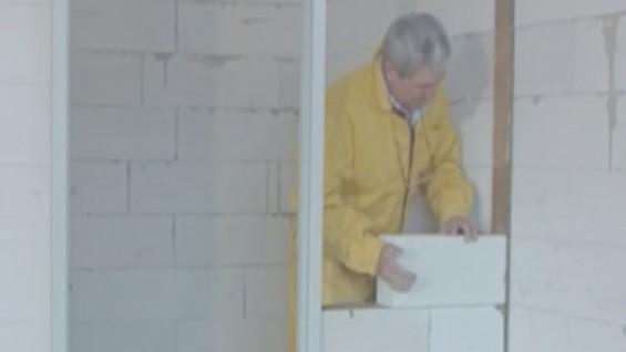 Как да изградим вътрешна стена?