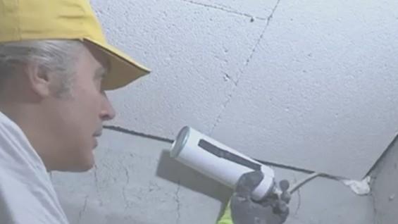 Как да поставим изолация на таван на подземно помещение?