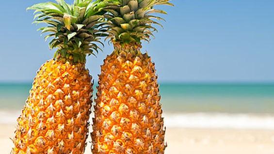 За какво е полезен ананаса?