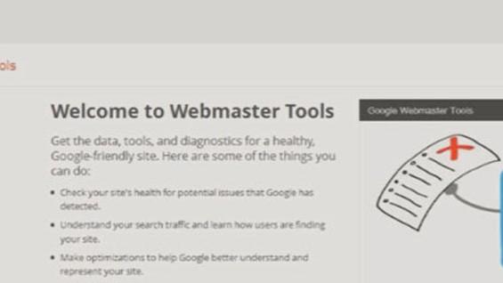 Как да използваме google webmaster?