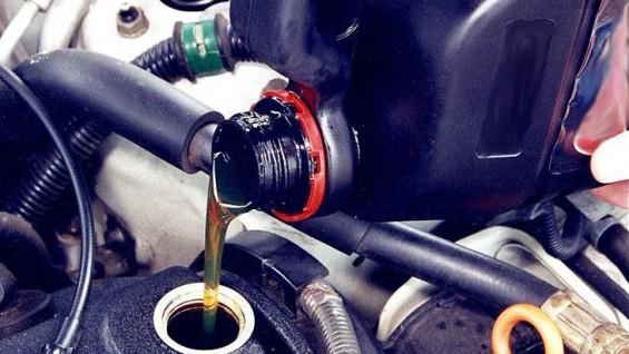 Как работи смазочната система на колата?