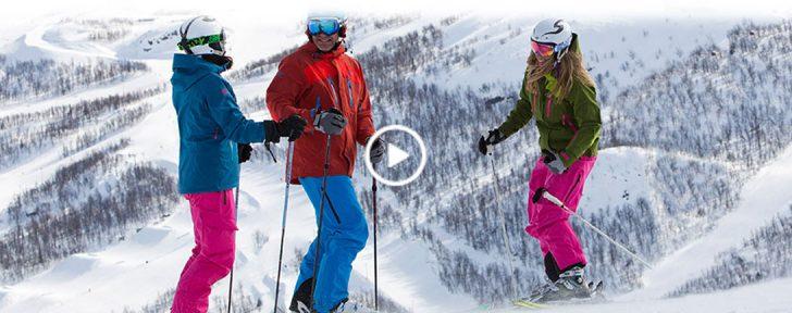 как ски яке